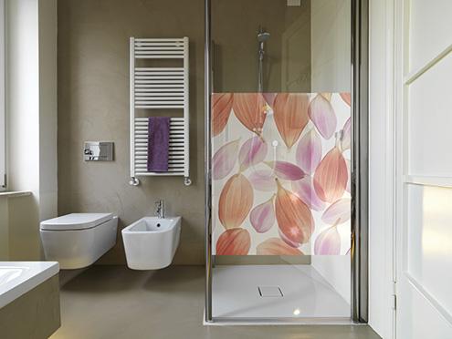 Stampa digitale uv led professionale alta risoluzione for Pannelli rivestimento doccia